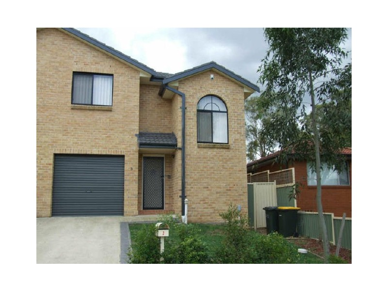 3/5 Minchinbury Street, Eastern Creek NSW 2766