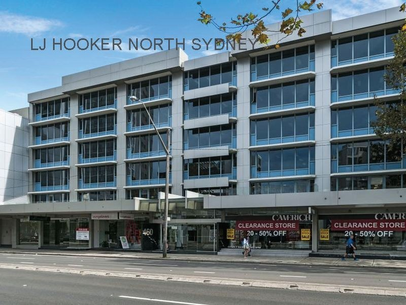 205/460 Pacific Highway, St Leonards NSW 2065