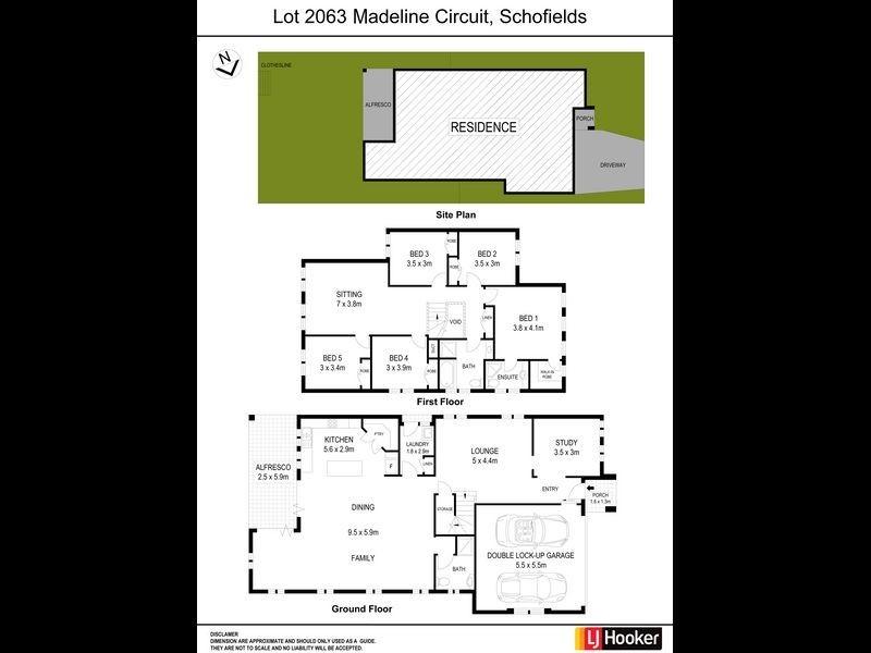 Lot 2063 Madeline Circuit, Schofields NSW 2762