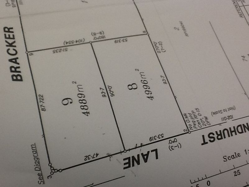 Lot 8 Lyndhurst  Lane, Warwick QLD 4370