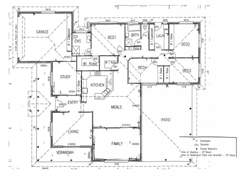 2 Daniel Drive, Warwick QLD 4370 Floorplan