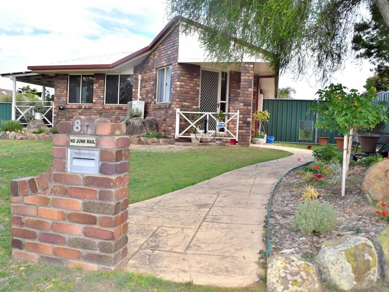 8 Kidman Drive, Warwick QLD 4370
