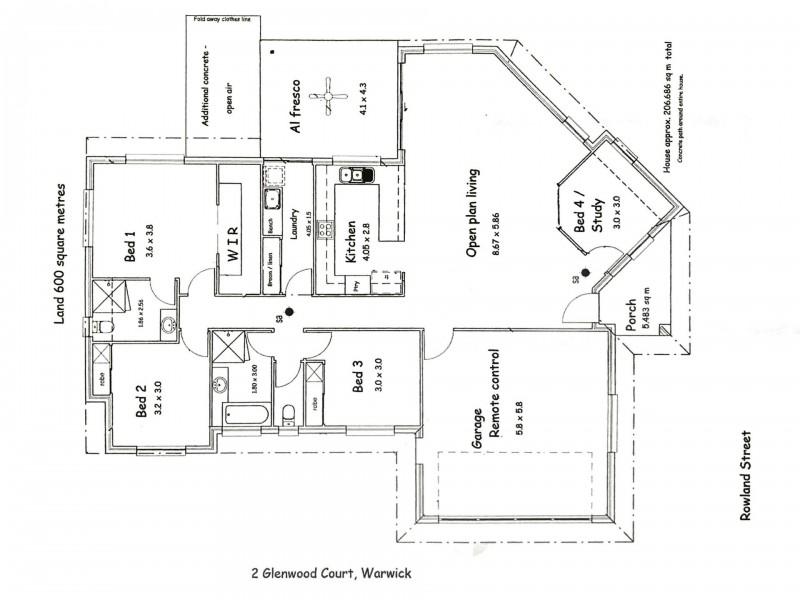 2 Glenwood Court, Warwick QLD 4370