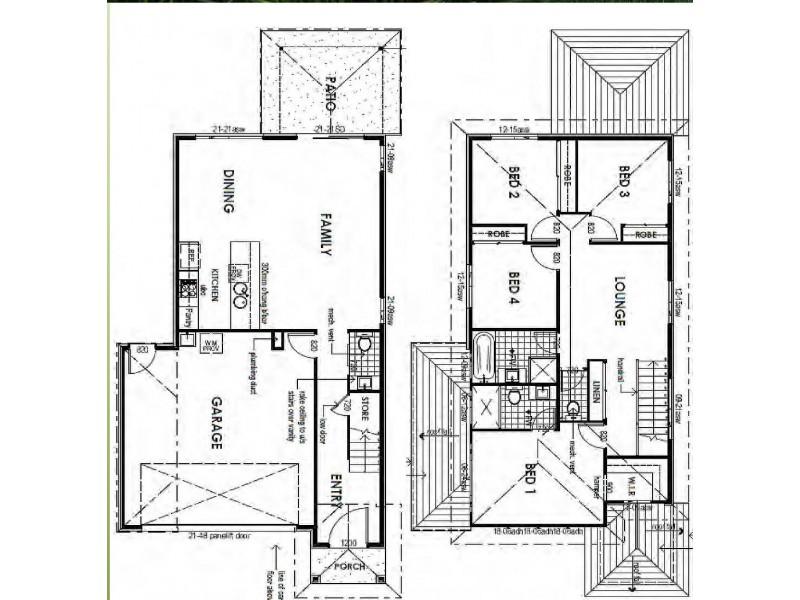 Canley Heights NSW 2166 Floorplan