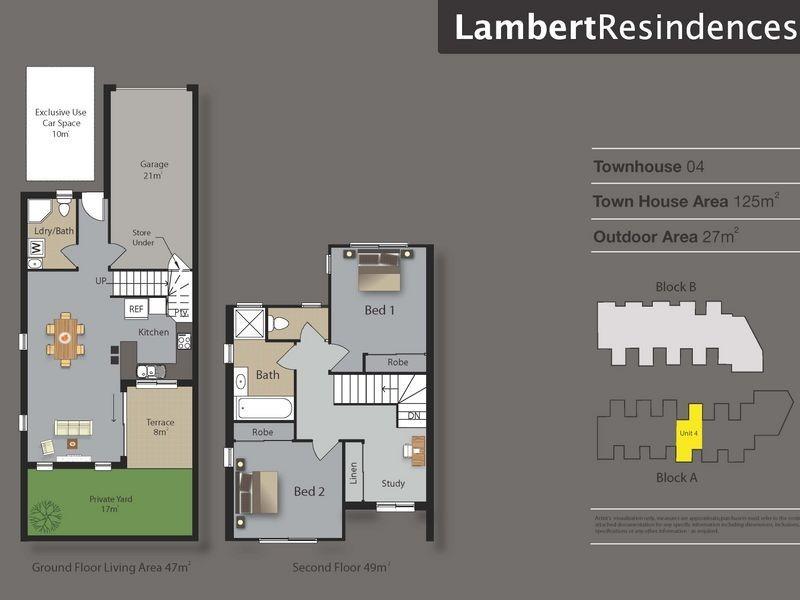 5/8 – 10 Lambert Dr, Moranbah QLD 4744