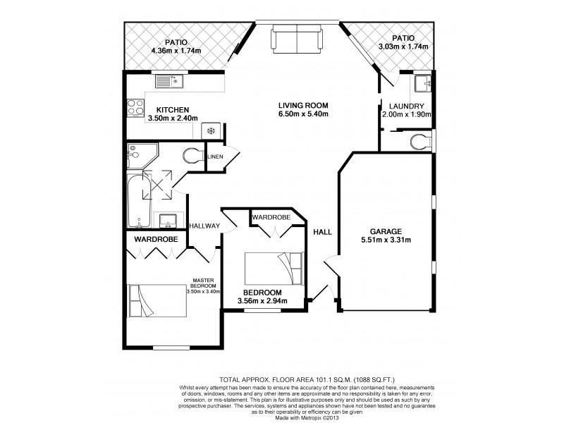 11/68 Greta Street, Aberdare NSW 2325 Floorplan