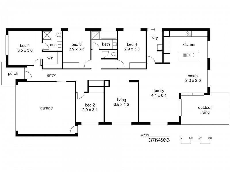 Doreen VIC 3754 Floorplan