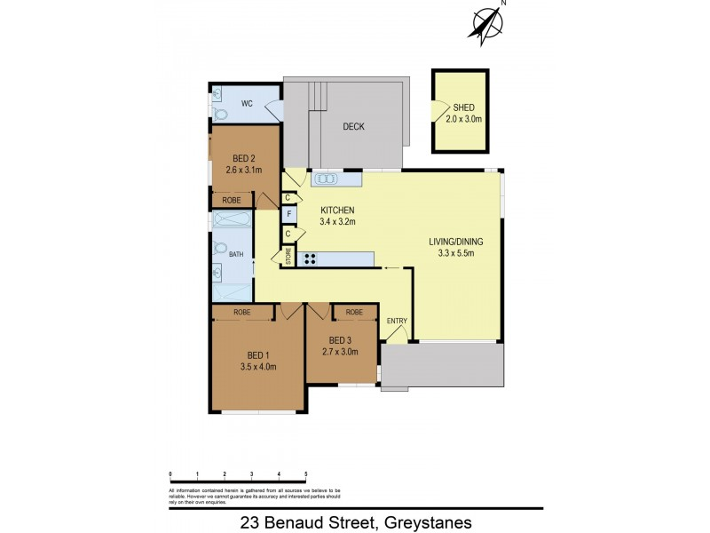 23 Benaud Street, Greystanes NSW 2145