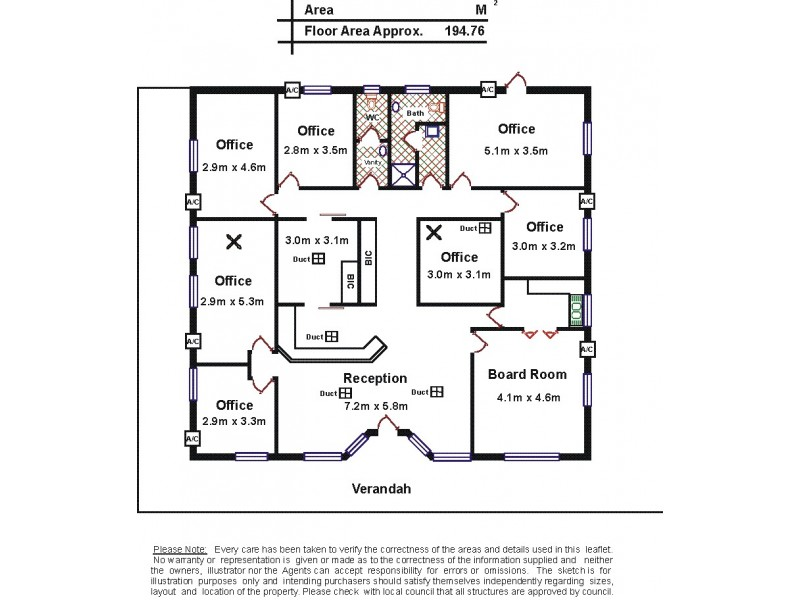 1/1568 Main North Road, Salisbury South SA 5106 Floorplan