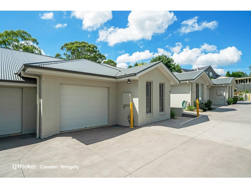 2/27 Elizabeth Macarthur  Avenue, Camden South NSW 2570