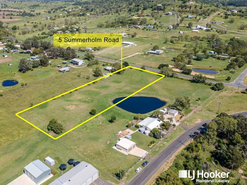 5 Summerholm Rd, Summerholm QLD 4341