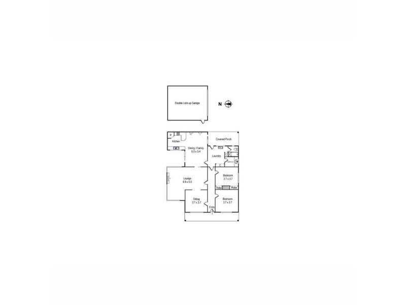 92 Wilson Street, Cheltenham VIC 3192 Floorplan