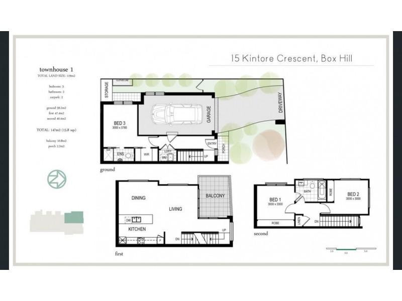 1/15 Kintore Cre, Box Hill VIC 3128