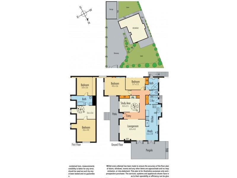 30 Dinsdale Road, Boronia VIC 3155 Floorplan