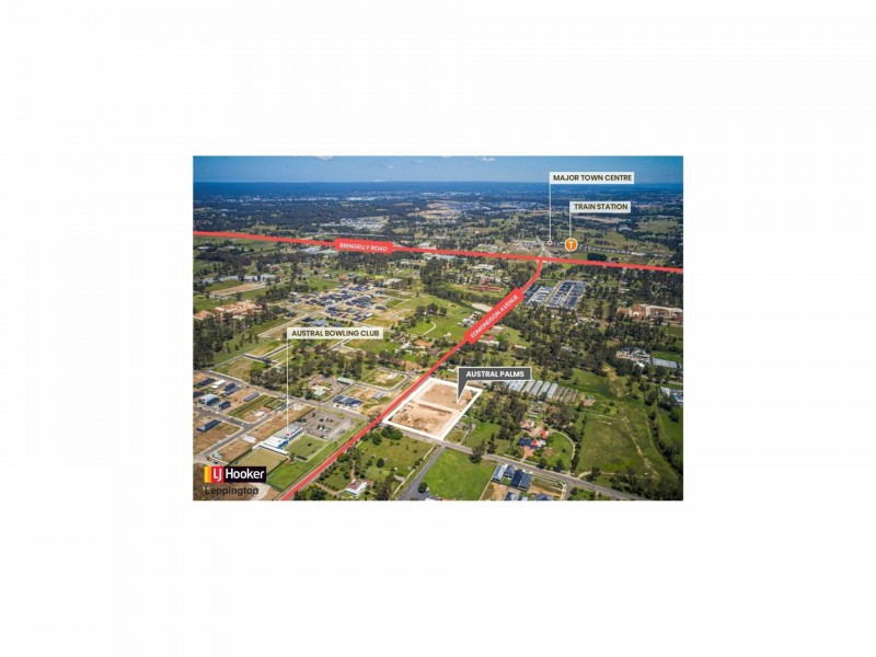 Lot 17 Eighth Avenue, Austral NSW 2179