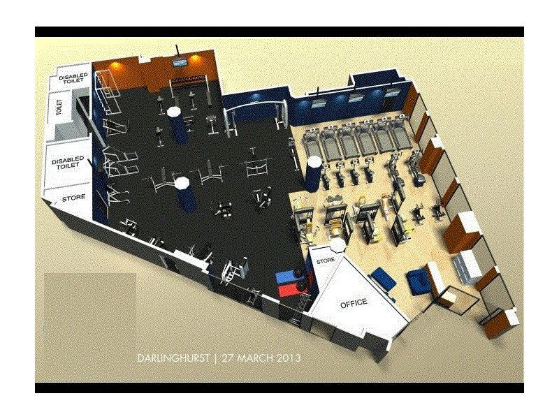 172 Riley Street, Darlinghurst NSW 2010 Floorplan