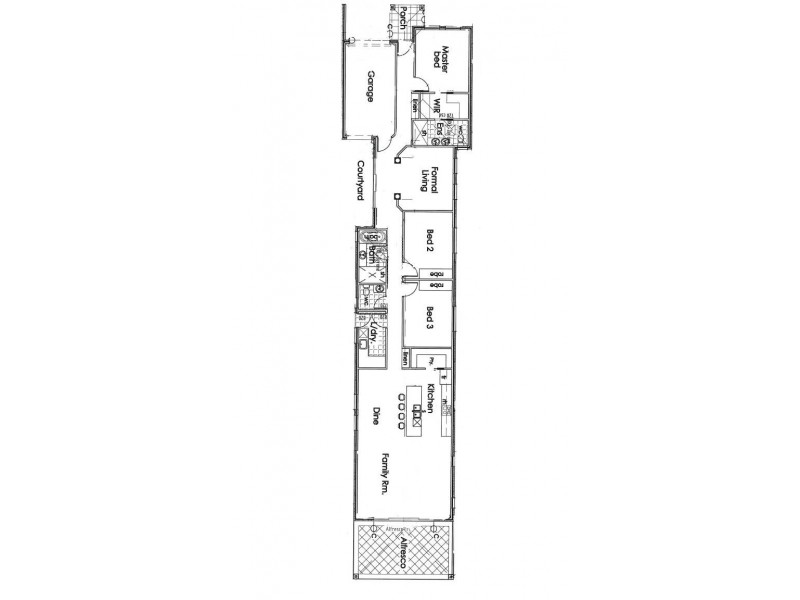 15A Stone Street, Woodville North SA 5012 Floorplan