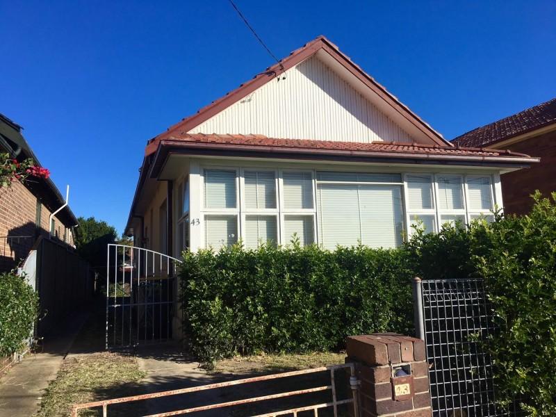 43 Bestic Street, Rockdale NSW 2216