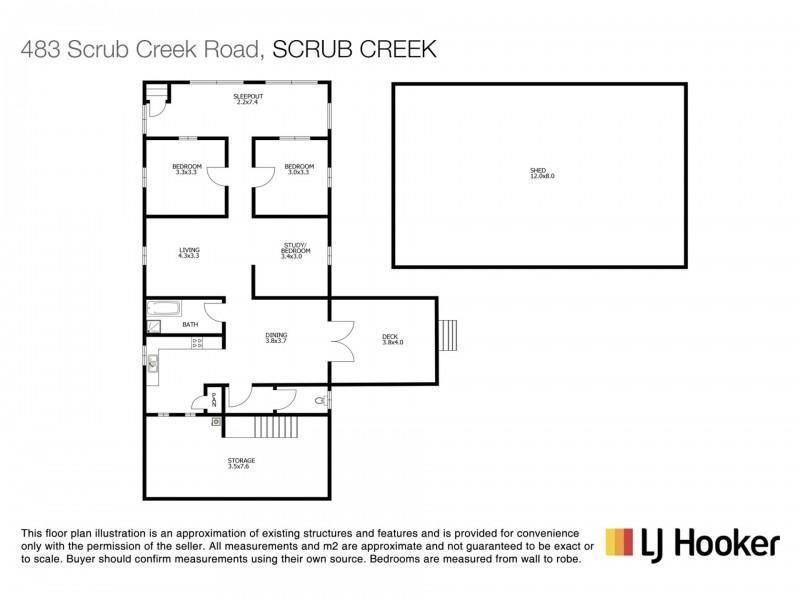 483 Scrub Creek Road, Scrub Creek QLD 4313