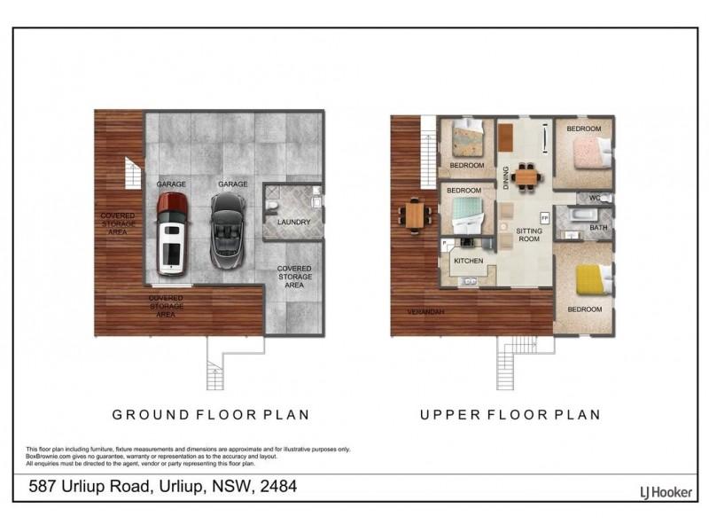 587 Urliup Road, Urliup NSW 2484 Floorplan