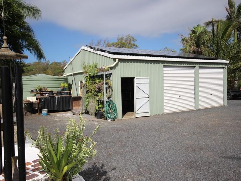 96 Crannys Road, Barlows Hill QLD 4703