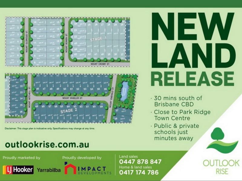 Lot 19/555 Chambers Flat Road, Park Ridge QLD 4125