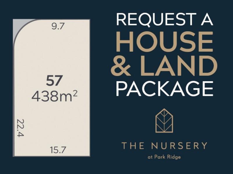 Lot 57/74 Bumstead Road, Park Ridge QLD 4125