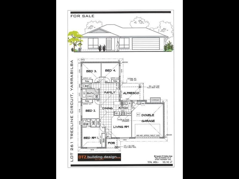 Lot 261 Treeline Cct, Alberton QLD 4207