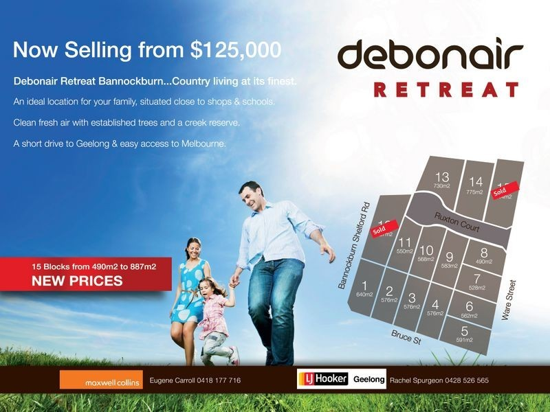 Debonair Retreat, Bannockburn VIC 3331