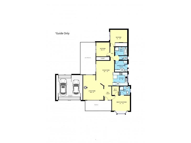 27 Coleraine Crescent, Corio VIC 3214 Floorplan