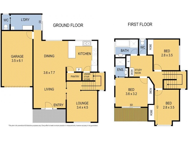 57 Carr Street, Geelong VIC 3220 Floorplan