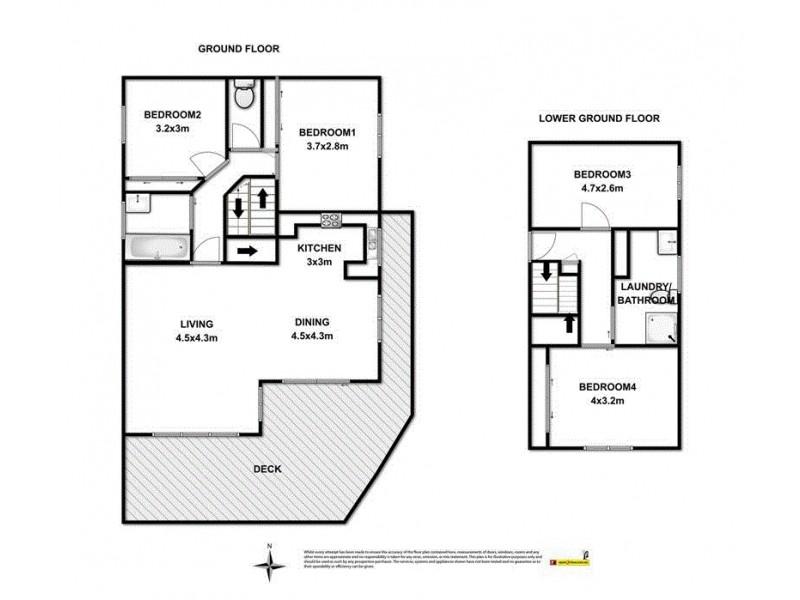 67 Costin Street, Apollo Bay VIC 3233 Floorplan