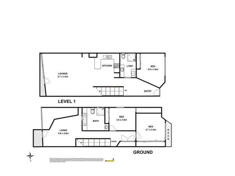 7/155-157 Great Ocean Road, Apollo Bay VIC 3233 Floorplan