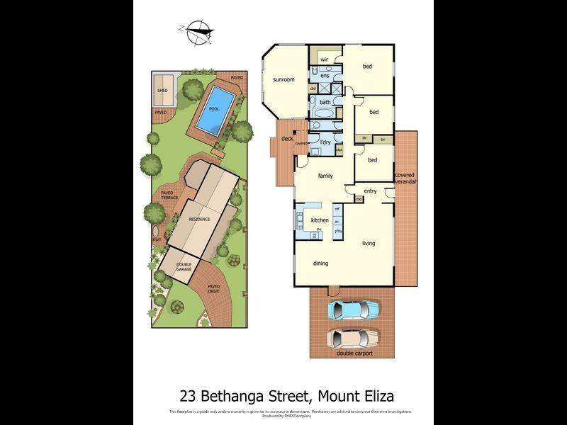 23 Bethanga Street, Mount Eliza VIC 3930