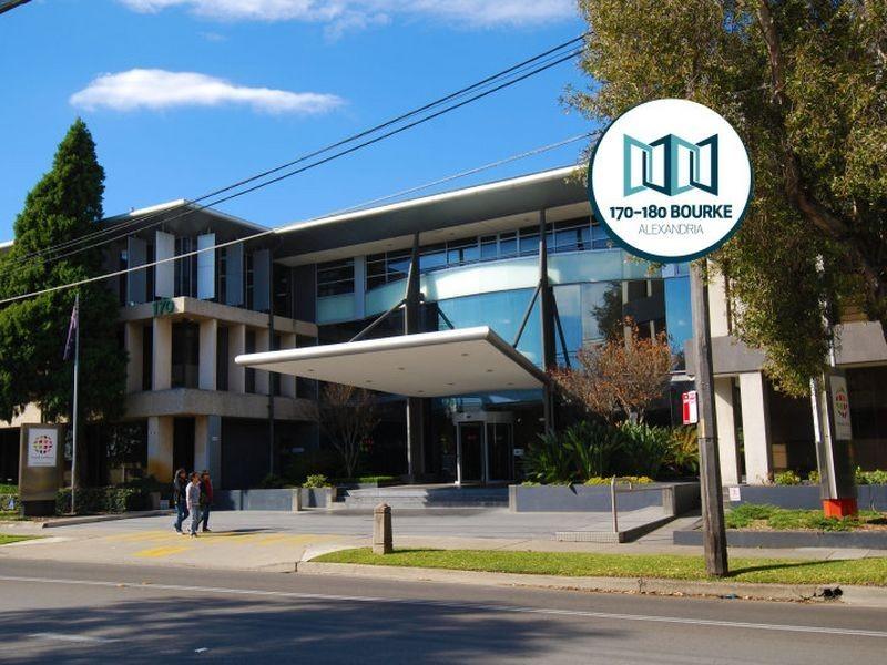 Part Ground & Level 2/170-180 Bourke Road, Alexandria NSW 2015
