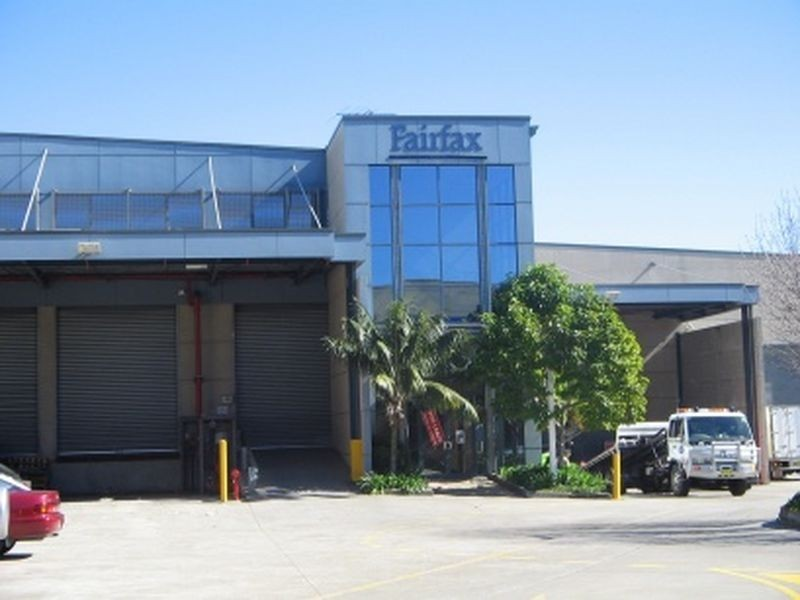 Building 4 Warehouse/190 Bourke Road, Alexandria NSW 2015