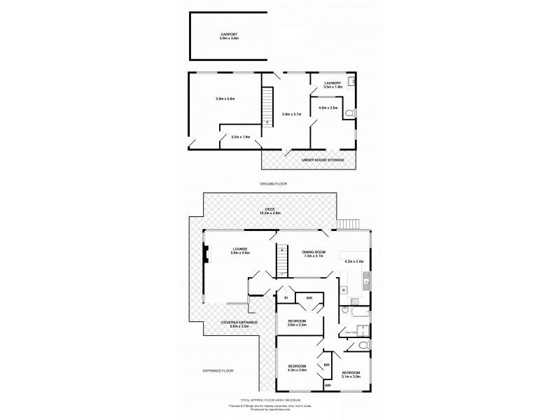 7 Sunshine Road, Austins Ferry TAS 7011 Floorplan