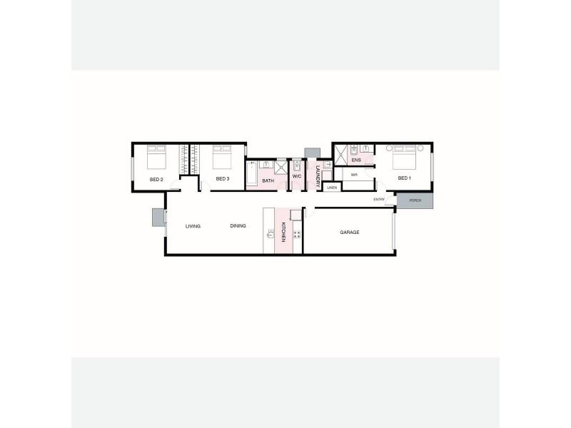4 Gudamang Street, Ngunnawal ACT 2913 Floorplan