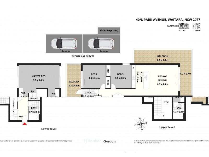 Waitara NSW 2077 Floorplan