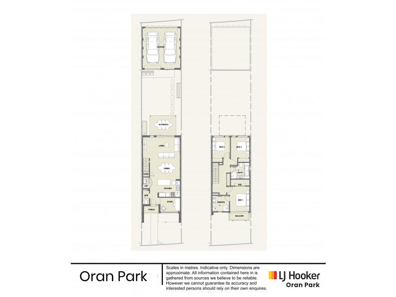 Oran Park NSW 2570 Floorplan