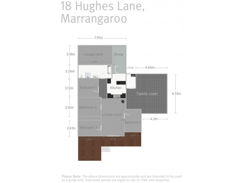 18 Hughes Lane, Marrangaroo NSW 2790 Floorplan