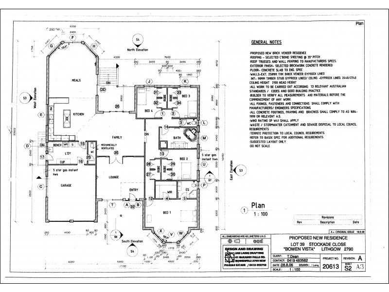 3 Stockade Close, Lithgow NSW 2790 Floorplan