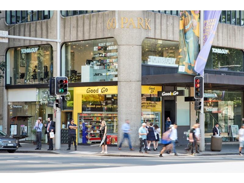 Shop 2/60 Park Street, Sydney NSW 2000