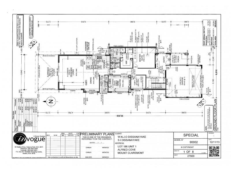 63A Alfred Road, Mount Claremont WA 6010 Floorplan