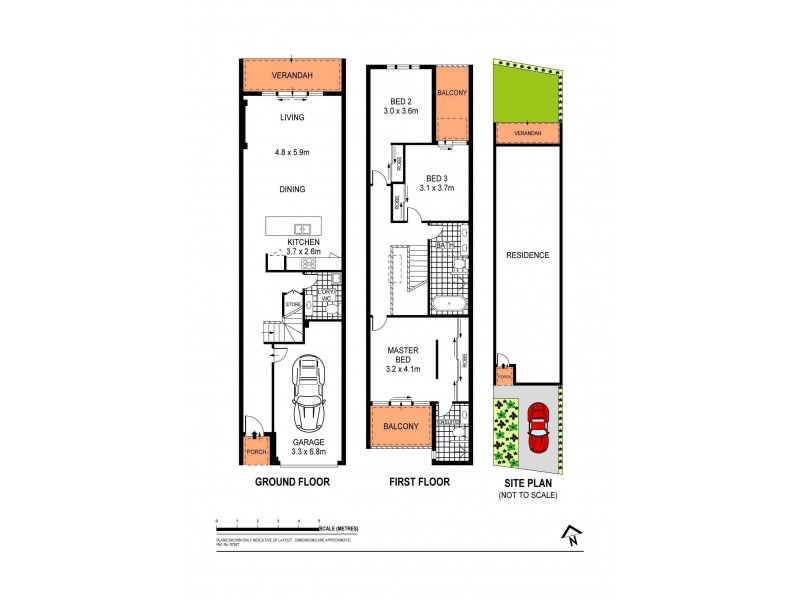 10 Rancom Street, Botany NSW 2019 Floorplan