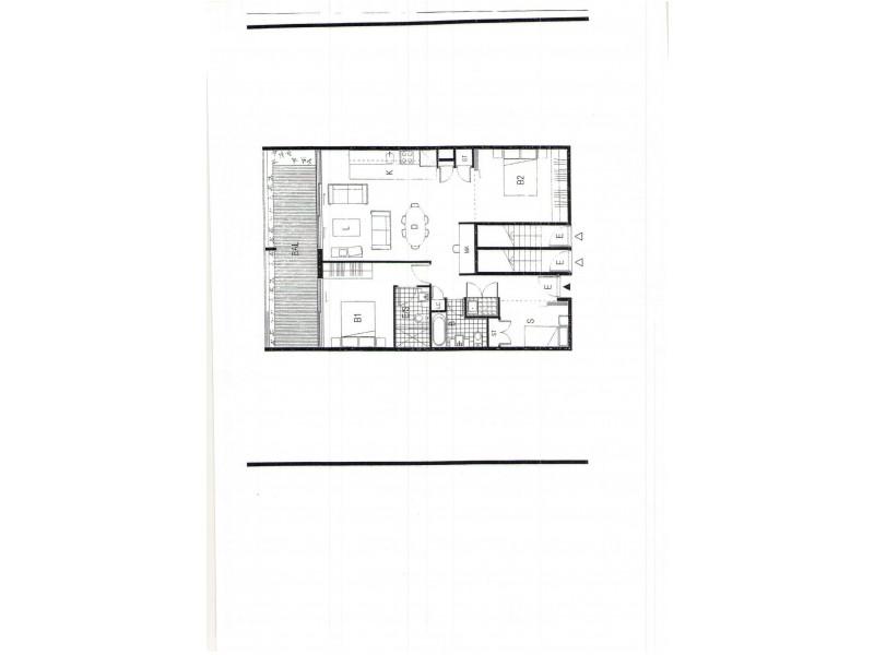 354/2-4 Powell Street, Waterloo NSW 2017 Floorplan