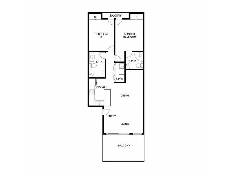 3/93 Burrinjuck Crescent, Duffy ACT 2611 Floorplan