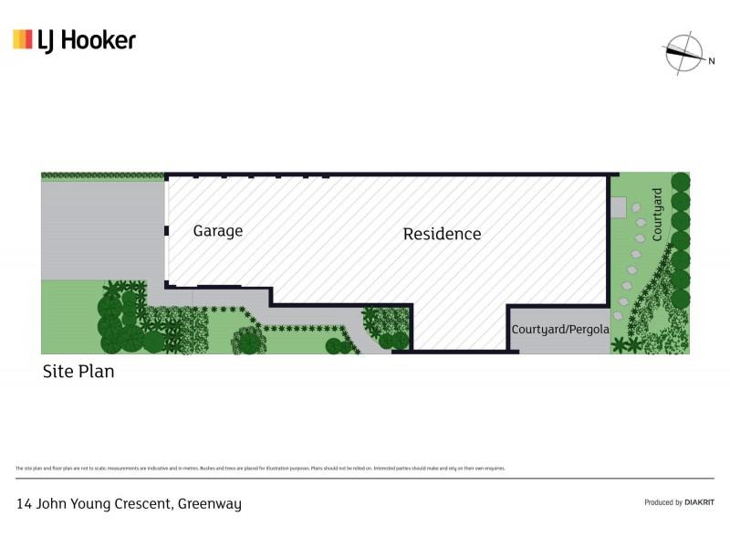 14 John Young Crescent, Greenway ACT 2900
