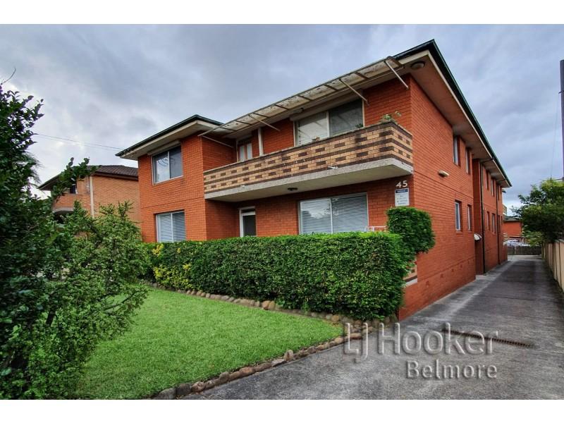 2/45 Yangoora Road, Belmore NSW 2192
