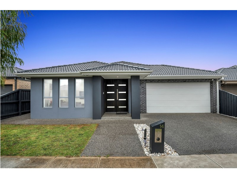 14 Leviticus Street, Epping VIC 3076